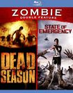 Dead Season/state Of Emergency [blu-ray] 25430576