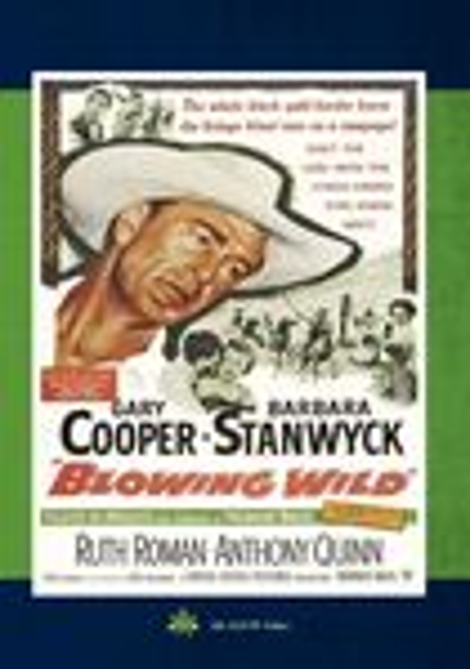 Blowing Wild (dvd) 25432665