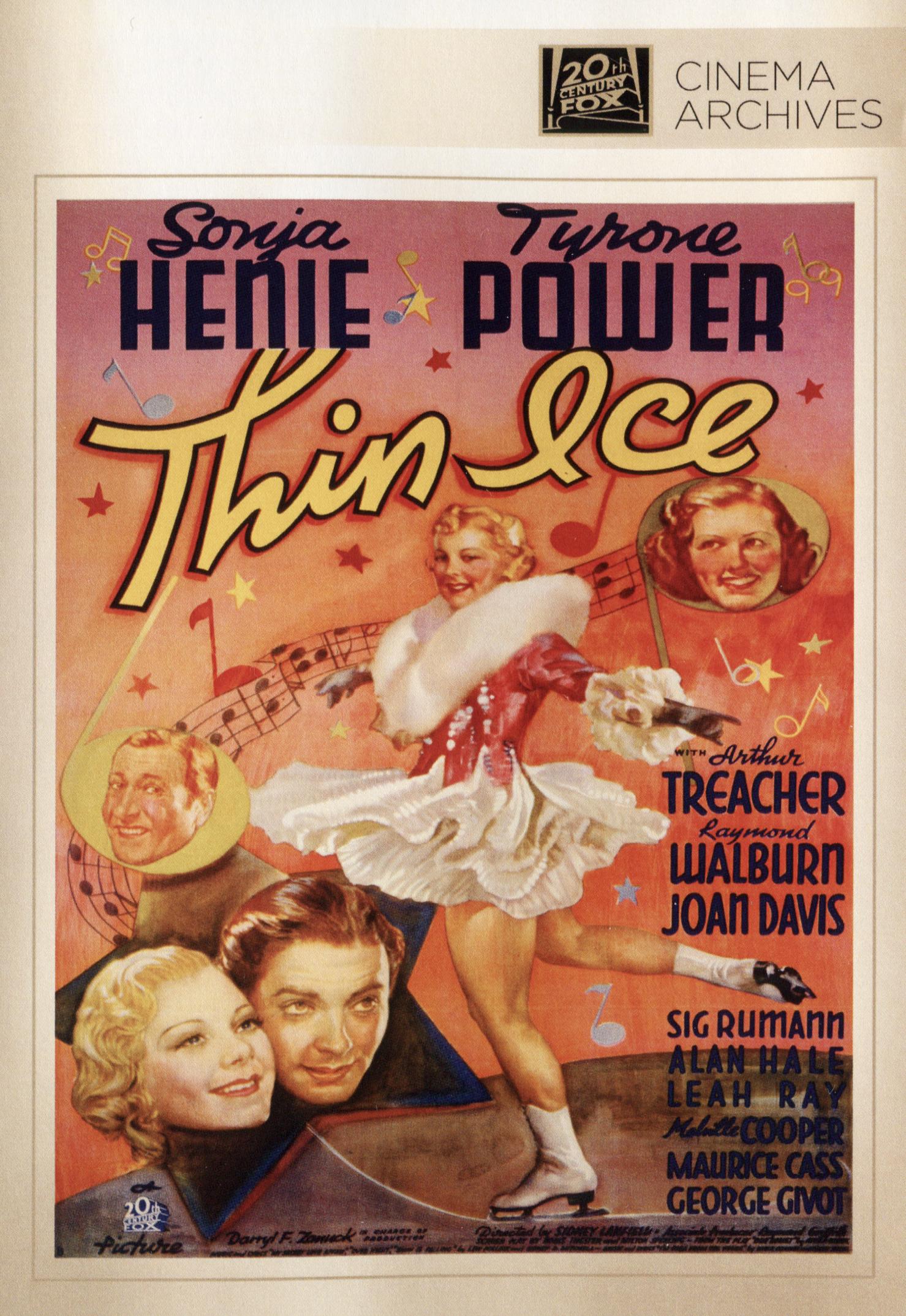 Thin Ice (dvd) 25443243