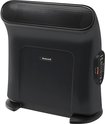 Honeywell - Portable Electric Ceramic Heater - Black