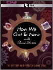 How We Got To Now With Steven Johnson (dvd) (2 Disc) 25532664