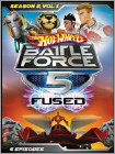 Hot Wheels Battle Force 5: Season 2 - Vol 5 (DVD)