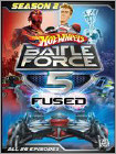 Hot Wheels Battle Force 5: Complete Season 2 (DVD) (5 Disc)