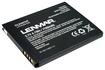 Lenmar - Lithium-Ion Battery for Most HTC Mobile Phones - Black