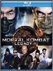Mortal Kombat: Legacy Ii (blu-ray Disc) 25543365