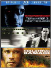 Terminator 3/Eraser/Collateral Damage [3 Discs] (Blu-ray Disc)