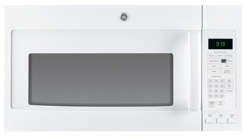 GE - Profile Series 1.9 Cu. Ft. Over-the-Range Microwave - White
