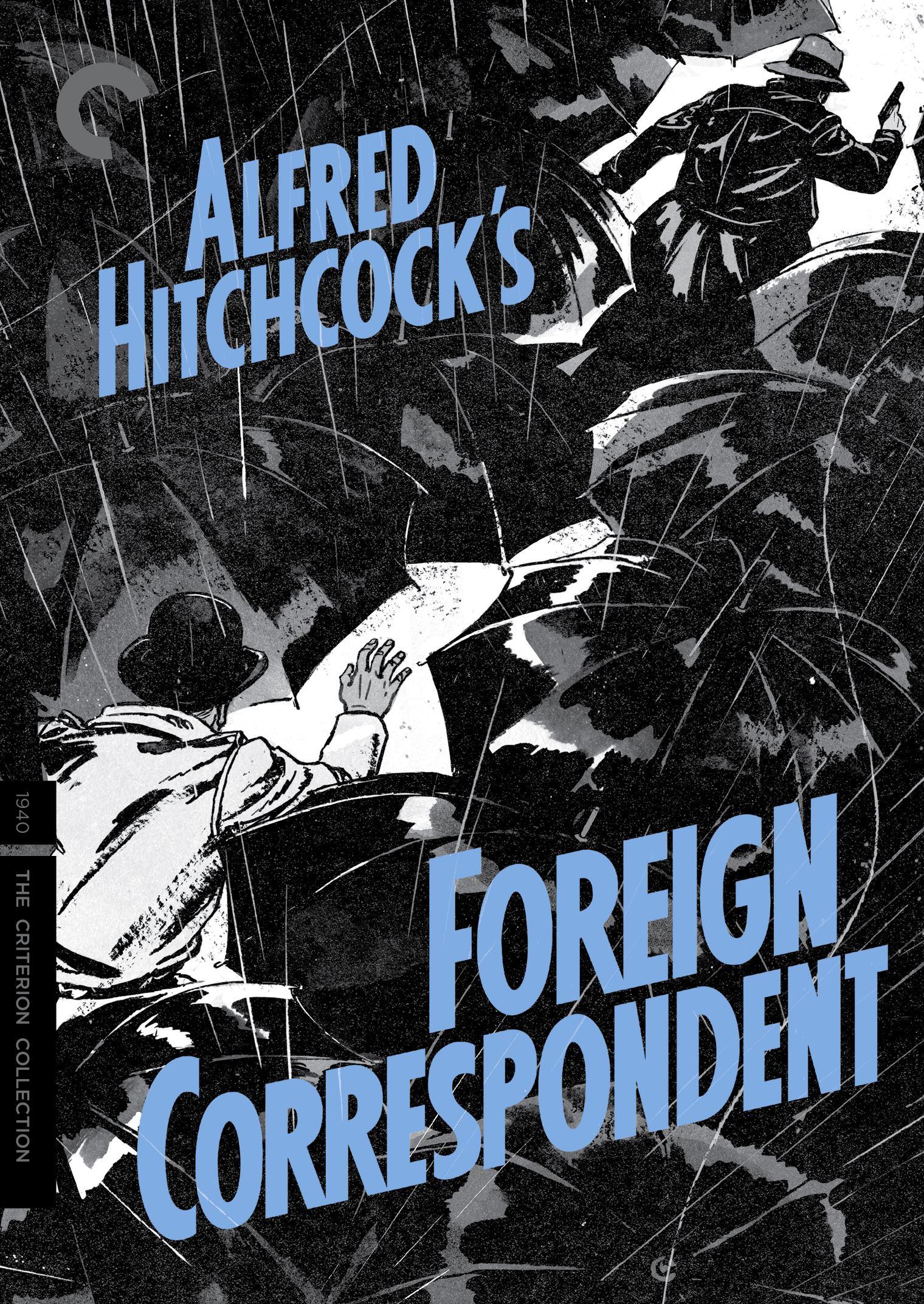 Foreign Correspondent [criterion Collection] (dvd) 25578762