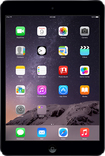 Apple - Ipad Mini With Retina Display With Wi-fi + Cellular - 128gb - (at & t) - Space Gray/black