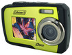 Coleman - Duo 14.0-Megapixel Digital Camera - Green
