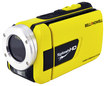 Bell and Howell - HD Flash Memory Camcorder - Yellow