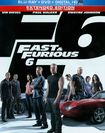 Fast & Furious 6 [2 Discs] [includes Digital Copy] [ultraviolet] [blu-ray/dvd] 2558316