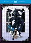 Black Butler: Season Two [5 Discs] [blu-ray/dvd] 25584212