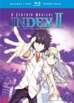 A Certain Magical Index Ii: Part One [4 Discs] [blu-ray/dvd] 25584221