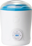 Dash - 2-Quart Greek Yogurt Maker - White/Blue