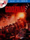 Godzilla [2 Discs] [includes Digital Copy] [ultraviolet] [steelbook] [blu-ray/dvd] [eng/fre/spa] [2014] 25599385