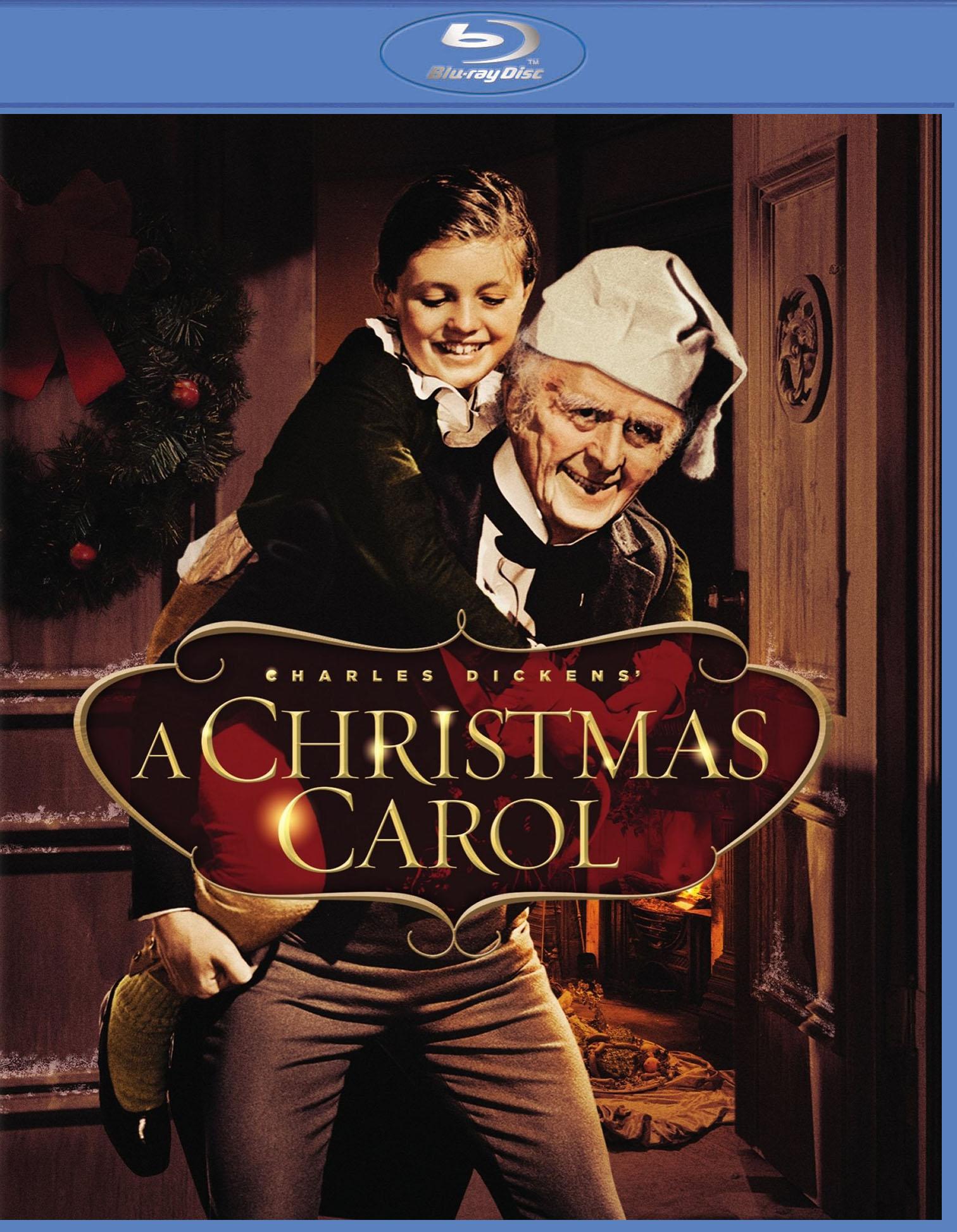 A Christmas Carol [blu-ray] 25615723