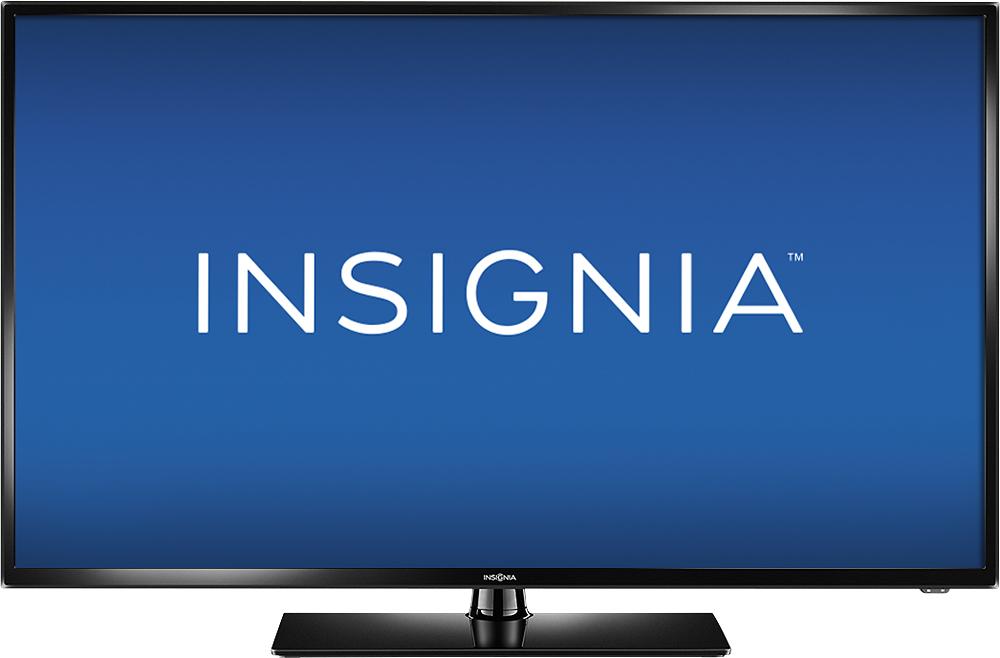 "Insignia™ - 48"" Class (47-5/8"" Diag.) - LED - 1080p - HDTV - Black"
