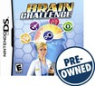 Brain Challenge - Pre-owned - Nintendo Ds