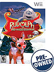 Rudolph The Red-Nosed Reindeer — PRE-OWNED - Nintendo Wii