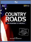 Country Roads: The Heartbeat of America (Blu-ray Disc) (Enhanced Widescreen for 16x9 TV) (Eng/Ger) 2013