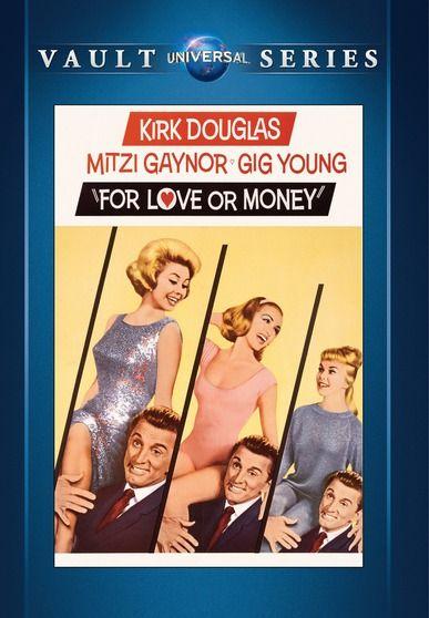 For Love Or Money (dvd) 25650678