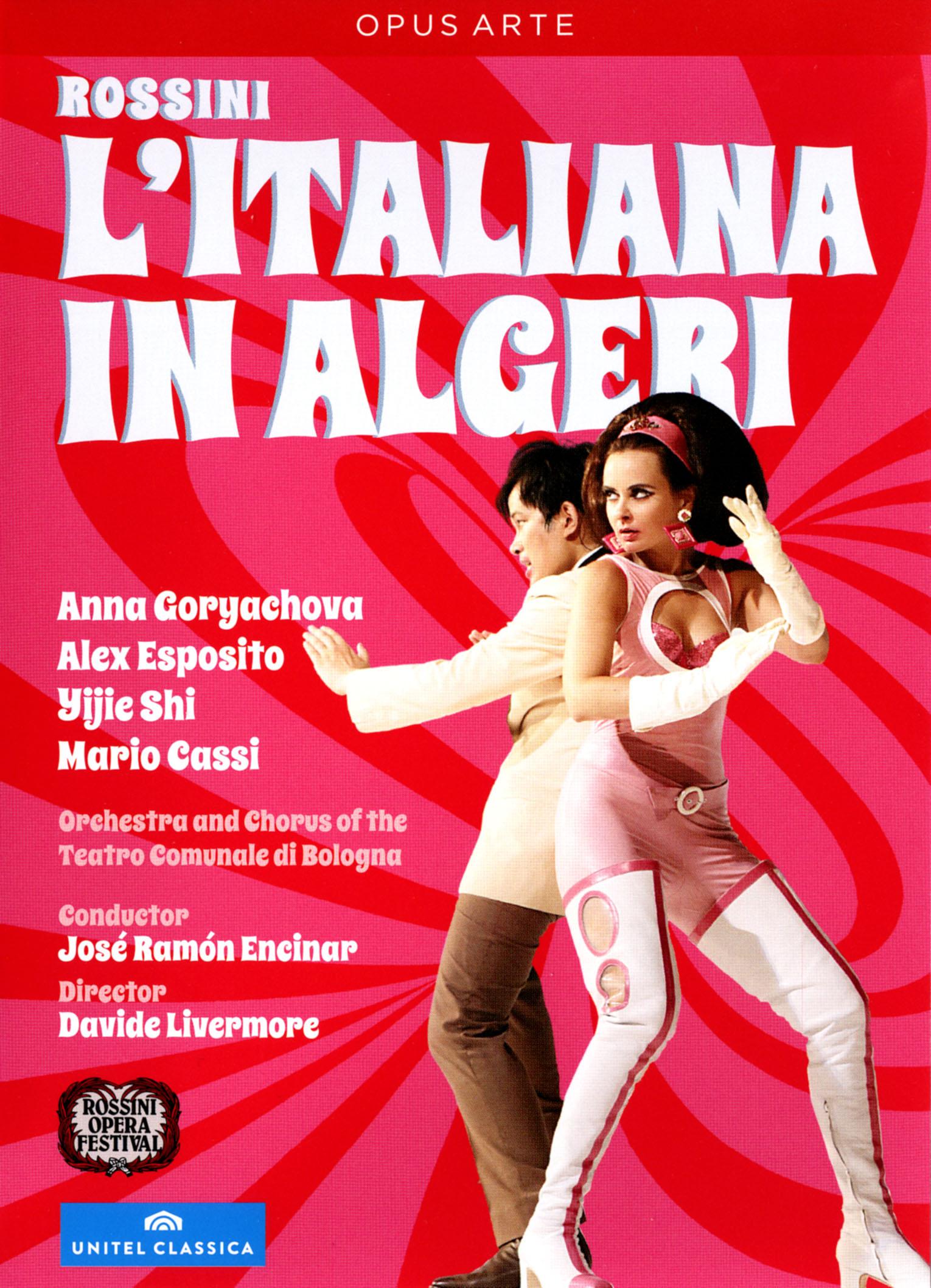 L'italiana In Algeri [dvd] [italian] [2014] 25653584