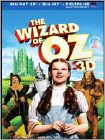 The Wizard of Oz (Blu-ray 3D) 1939