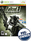 Fallout 3: The Pitt and Operation: Anchorage — PRE-OWNED - Xbox 360