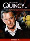 Quincy, M.e.: Season Seven [6 Discs] (dvd) 25674765