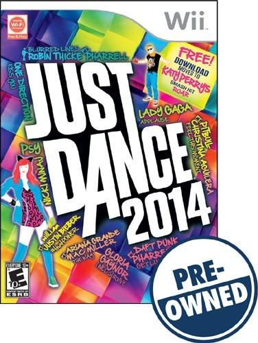 Just Dance 2014 - PRE-Owned - Nintendo Wii