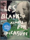 Criterion Coll: Les Blank: Always For Pleasure (blu-ray Disc) 25693511