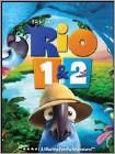 Rio 1 & 2 (DVD)