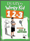 Diary Of A Wimpy Kid 1 & 2 & 3 (DVD)