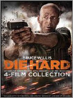 Die Hard 4-Film Collection (DVD)
