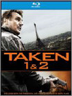 Taken 1 & 2 (Blu-ray Disc)