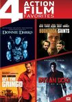 Donnie Darko/boondock Saints/get The Gringo/dylan Dog: Dead Of Night [4 Discs] (dvd) 25696474