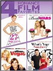 27 Dresses/Bride Wars/What Happens in Vegas/What's Your Number? (DVD)