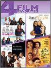 Baggage Claim/Just Wright/Our Family Wedding/Secret Life of Bees (DVD)
