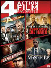 A-Team / A Good Day To Die Hard / Unstoppable (DVD)