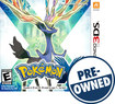 Pokémon X - PRE-OWNED - Nintendo 3DS