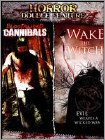 Bloodwood Cannibals/Wake the Witch [2 Discs] (DVD)