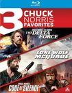 The Delta Force/lone Wolf Mcquade/code Of Silence [3 Discs] [blu-ray] 25707147