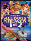 All Dogs Go To Heaven 1 & 2 (DVD)