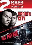 Broken City/max Payne [2 Discs] (dvd) 25710323