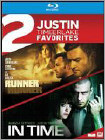 Runner Runner/In Time Double Feature (Blu-ray Disc)