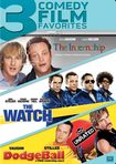 The Internship/the Watch/dodgeball [3 Discs] (dvd) 25710396