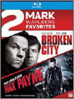Broken City/Max Payne Double Feature (Blu-ray Disc)