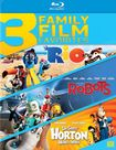 Rio/robots/horton Hears A Who! [3 Discs] [blu-ray] 25710509