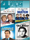Internship/The Watch/Cedar Rapids/The Sitter (DVD)